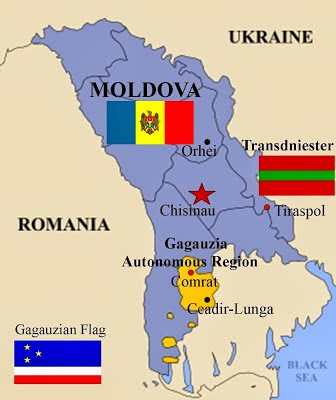Springtime of Nations: Minuscule Gagauzia Votes 99% to