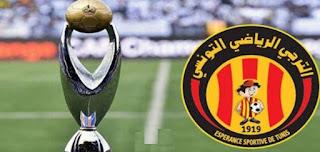الجدول الكامل لمباريات الترجى الرياضى التونسى فى دورى ابطال افريقيا 2020