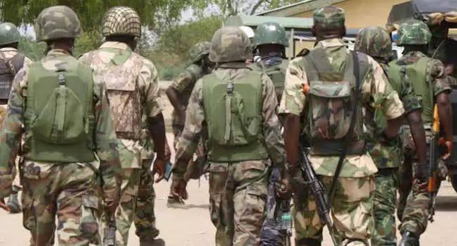 Soldiers detain NAN photojournalist at EFCC convocation