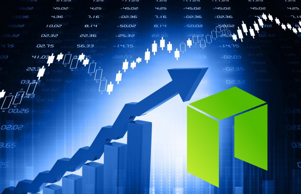 NEO Price has shown tremendous surges