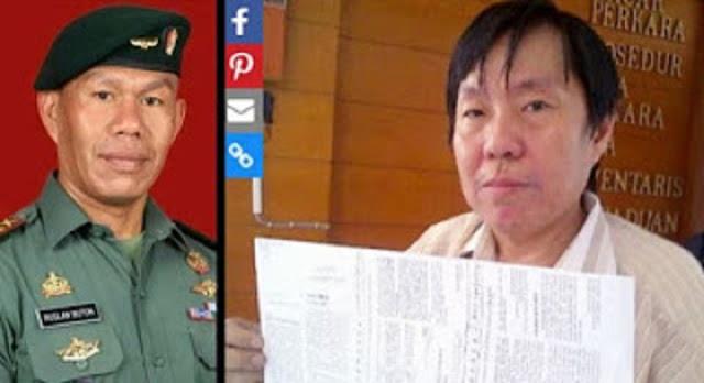 Sebelum Ruslan Buton, Kchoe Seng Seng Sudah Lebih Dulu Minta Jokowi Mundur