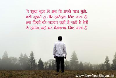 Happy New Year 2018 Shayari In Hindi And Hinglish