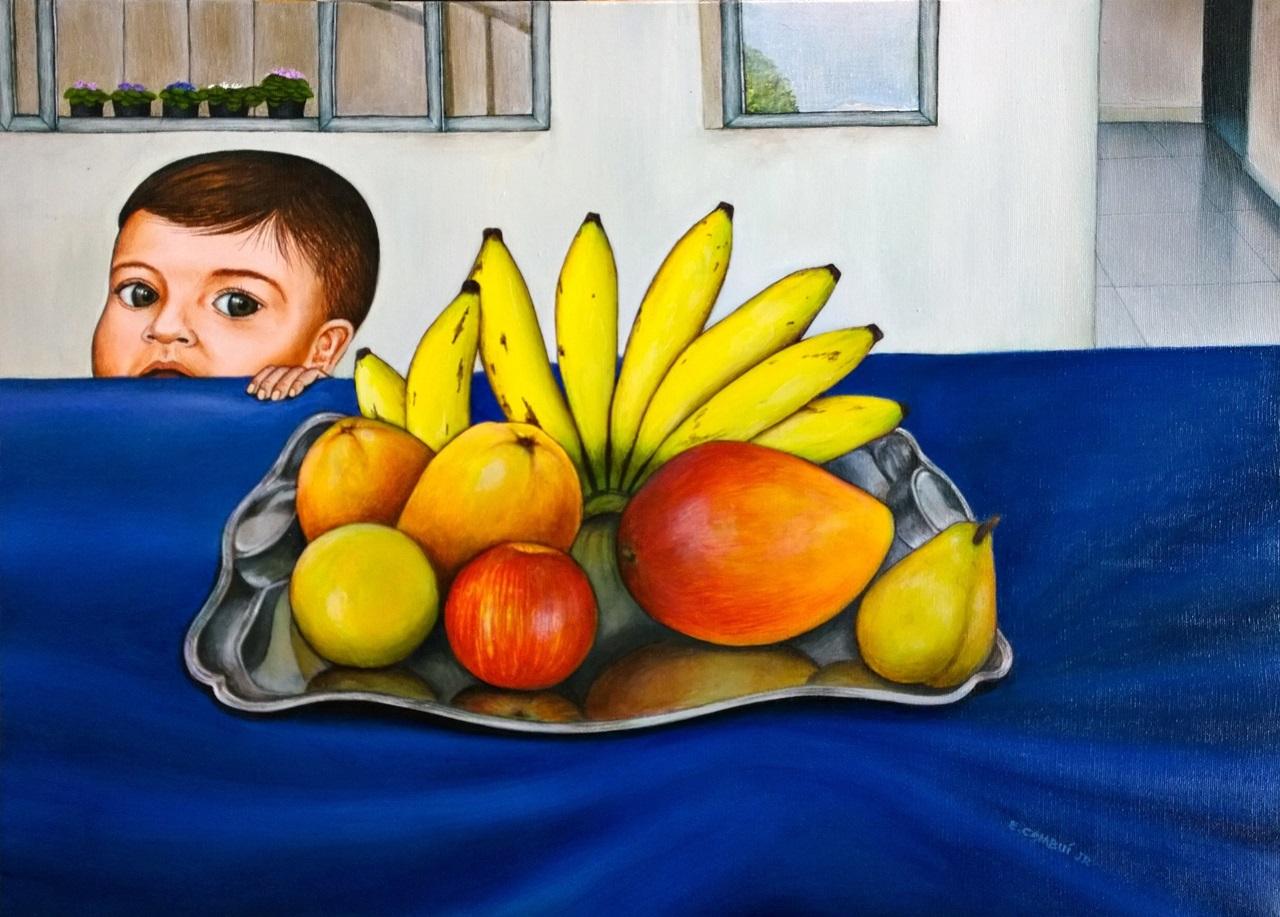 Como frutas antes de ser tomada por mi querida - 1 10