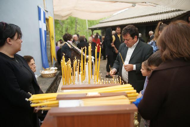 Θεσπρωτία: Πρωτομαγιά στο μοναστήρι του αη Θανάση Βαβουρίου