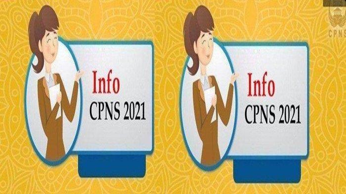 Ini Syarat dan Link Pendaftaran Seleksi CPNS 2021