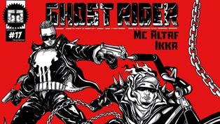 Ghost Rider Lyrics - MC Altaf, Ikka