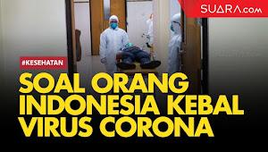 3 WNI Positif Corona dan Gugurnya Mitos Orang Indonesia Kebal Corona