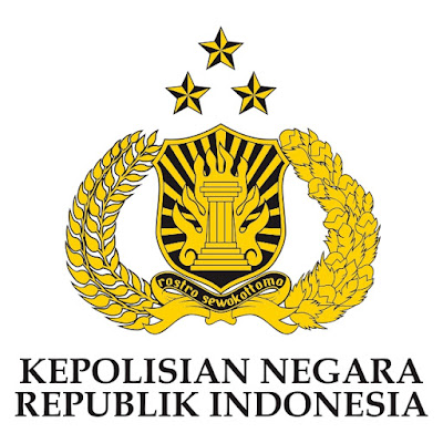 Download Logo Kepolisian Negara Republik Indonesia Corel Draw X7
