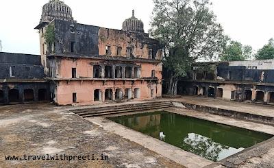 Moti Mahal, Mandla - खूबसूरत मोती महल मंडला