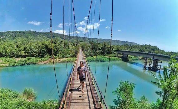 Jembatan Soka Pundong, Spot Foto Instagramble di Bantul