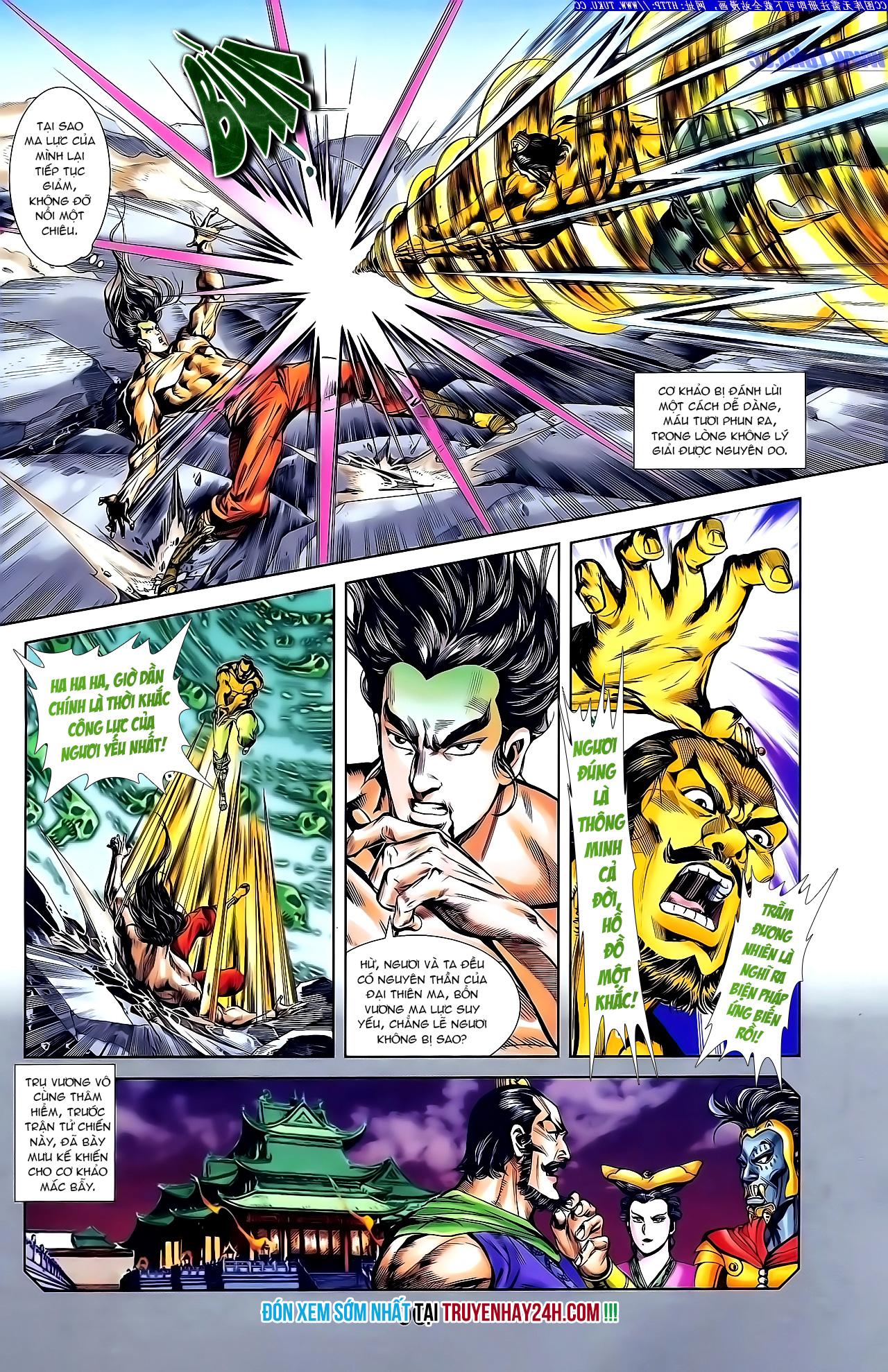 Cơ Phát Khai Chu Bản chapter 148 trang 25