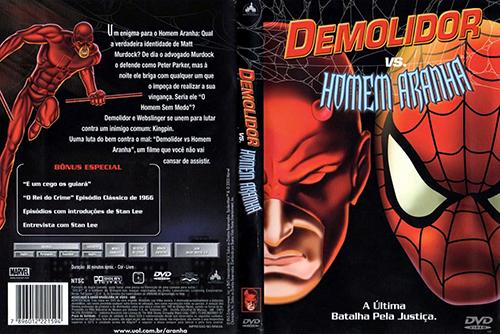 Demolidor Vs Homem Aranha Torrent - DVDRip