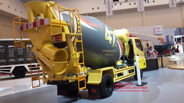 harga truk colt diesel mixer 2020, harga truk mixer mitsubishi canter 2020
