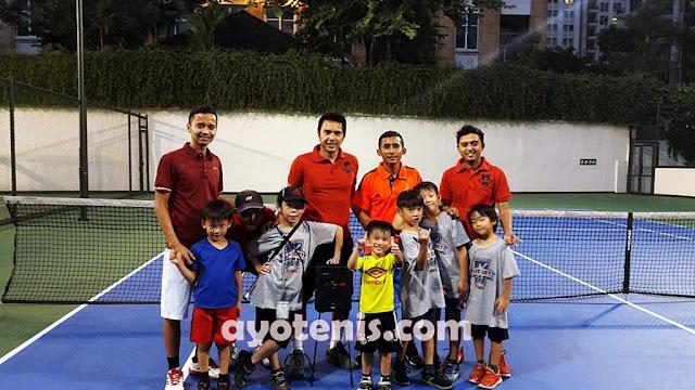 Menengok Sekolah Tenis ART297 Besutan Mantan Petenis Terbaik Indonesia, Andrian Raturandang (Bagian 1)