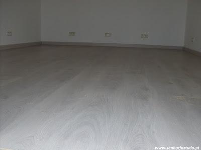 pavimento flutuante Basic Carvalho Grins AC5