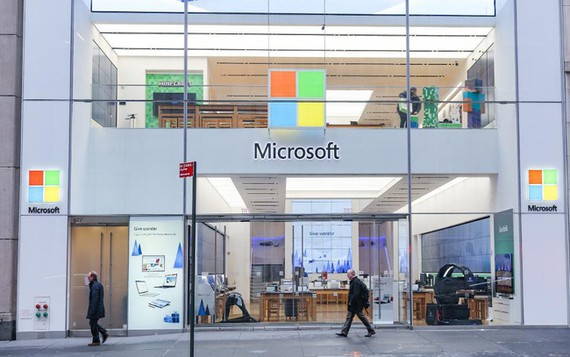 Microsoft permanently closed the entire physical store, can 'lose white' 450 million