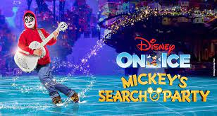 Disney on Ice Mickey's Search Party Coco