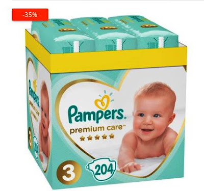 pareri reduceri emag pampers premium care 3