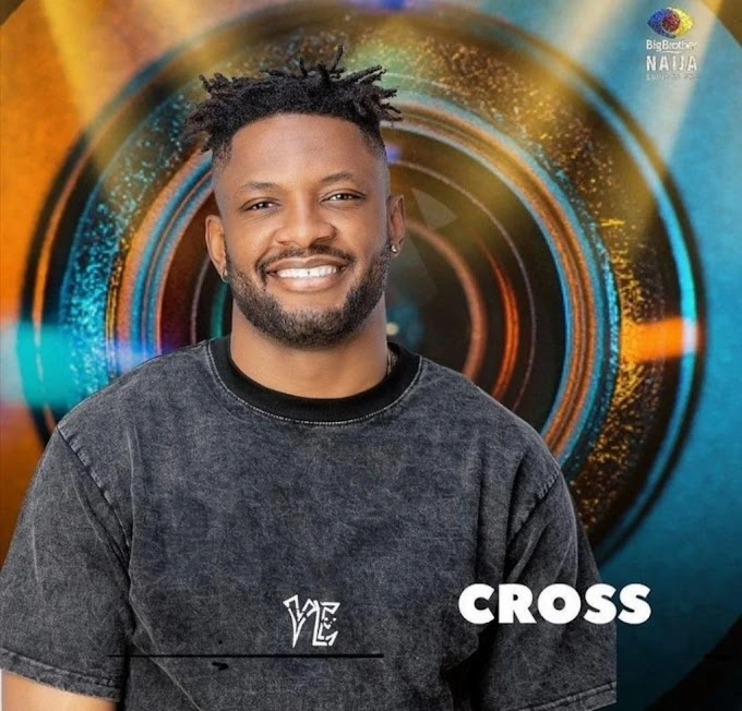 BBNaija: Cross reveals strong contenders ahead of possible eviction