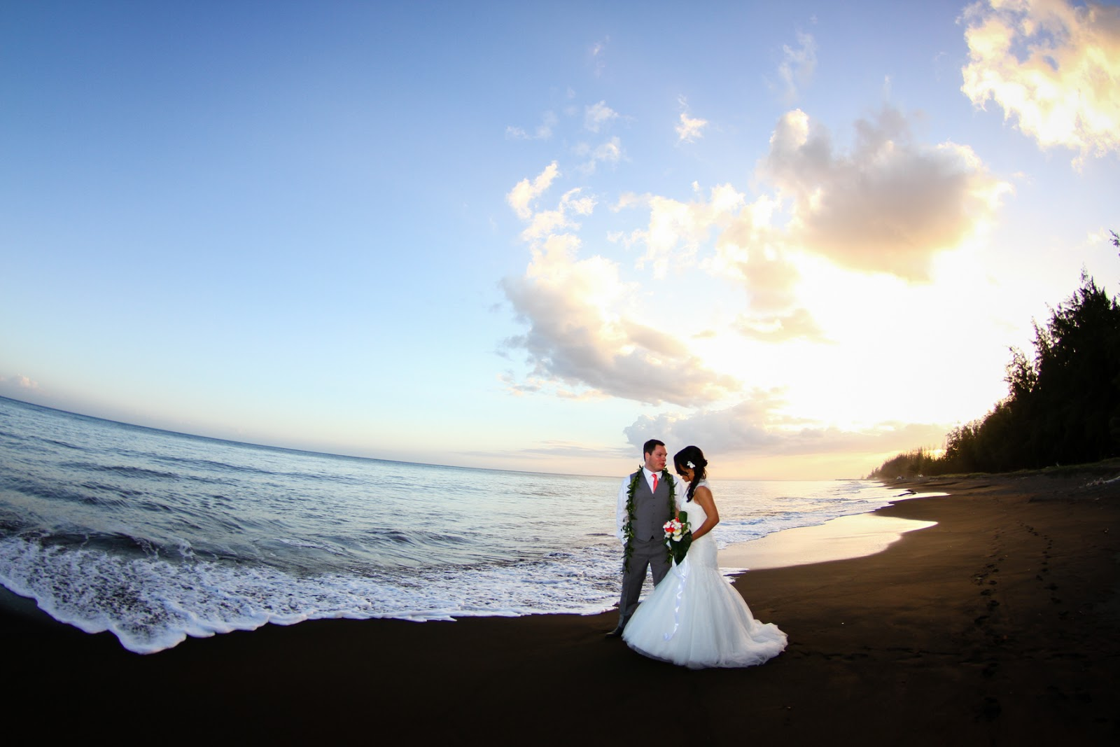 Kauai Wedding Waimea Plantation Cottages