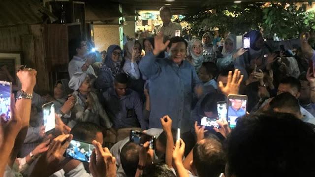 Ulang Tahun Prabowo, Gerindra Harus Hadiahkan Kemenangan di Pilpres