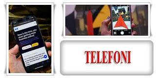 20 TELEFONI - BEŽ OGLASI