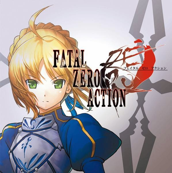 Fatal Zero Action Game Anime