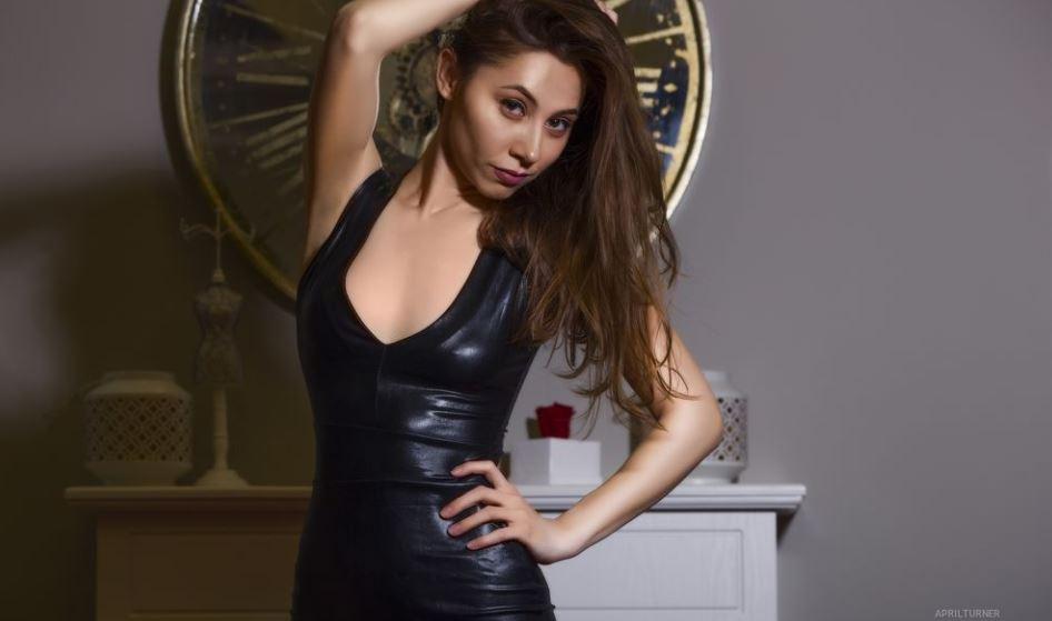AprilTurner Model GlamourCams