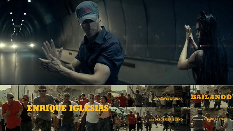 Enrique Iglesias - Gente D´Zona - Descemer Bueno - ¨Bailando¨ - Videoclip - Dirección: Alejandro Pérez. Portal Del Vídeo Clip Cubano - 01