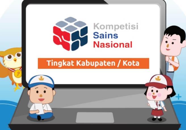 Registrasi KSN 2021 https://mtn-pusatprestasinasional.kemdikbud.go.id/