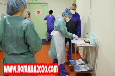 أطر طبية وصيدلانية وتمريضية تطلب وسائل الوقاية بالمستشفيات لمواجهة فيروس كورونا المستجد covid-19 corona virus كوفيد-19