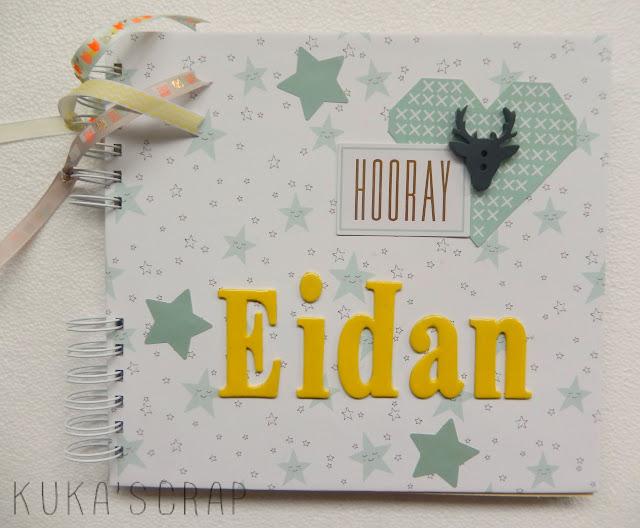 Album bebé Eidan