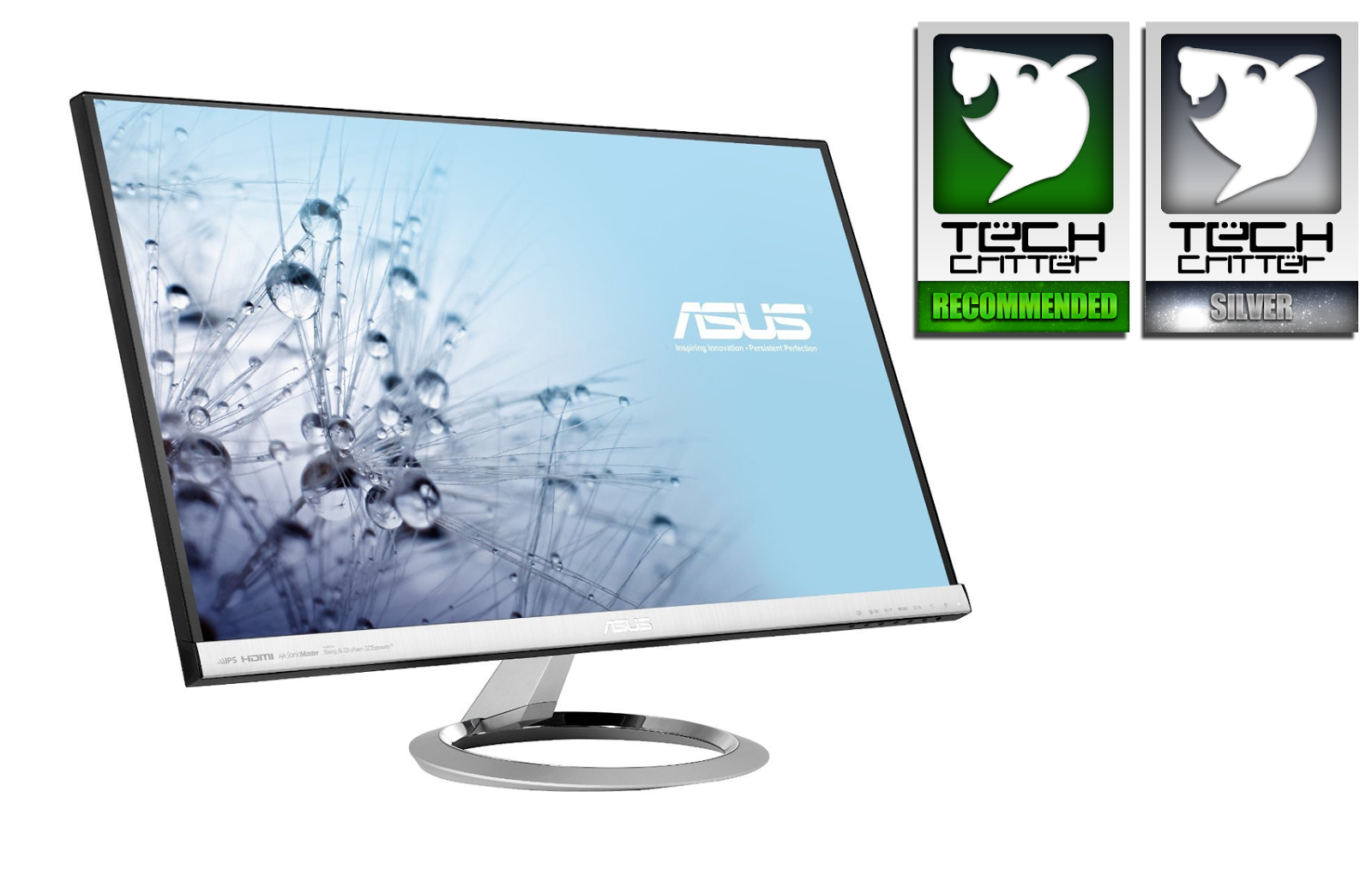 Unboxing & Review: ASUS MX279H Designo Series LCD Monitor 21