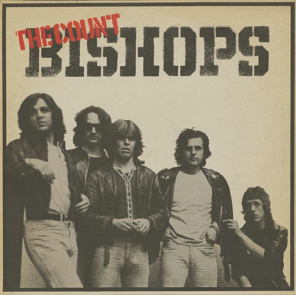 The Count Bishops album