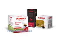 Logo Kimbo Pause di Benessere : vinci forniture di caffè e premio certo benessere