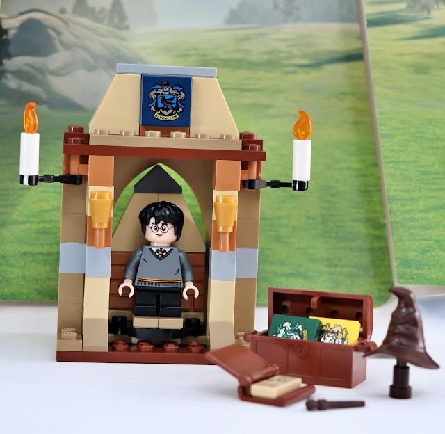 DK LEGO harry potter
