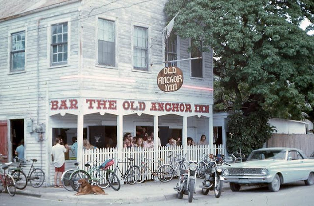 Old Anchor Inn, Key West