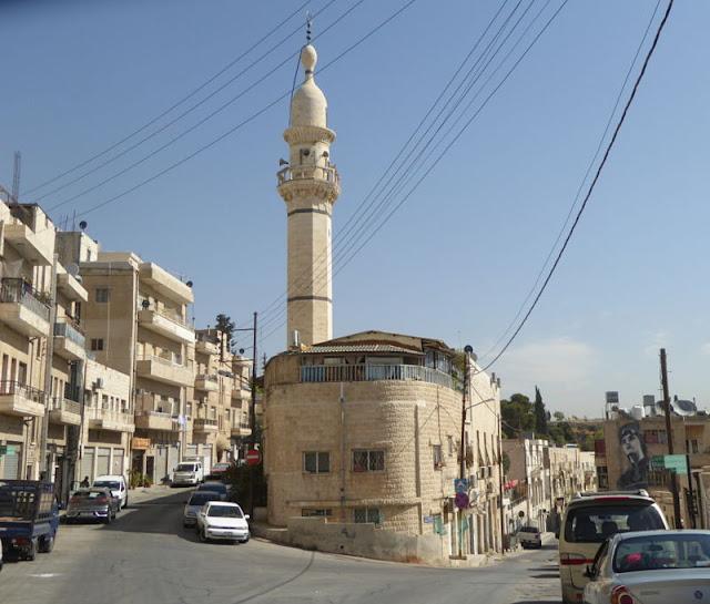 moschea al saadi amman
