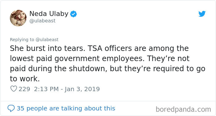 24 Mind-Boggling Traveler Tweets That Reveal The Dangers Of A Government Shutdown