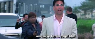Kon hai ye aapka pagal bhai, Akshay kumar as rajeev | best welcome movie meme templates & dialogue