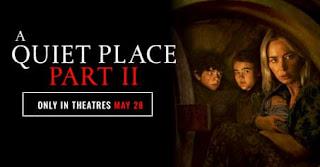 A Quiet Place 2: توقعات ارباح فيلم الرعب على شباك التذاكر