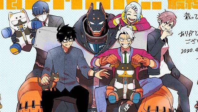 zipman Rekomendasi Manga Shonen Jump 2020 Terbaru dan Terbaik