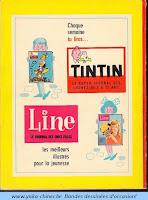 Recueil Line, numéro 29, 1962
