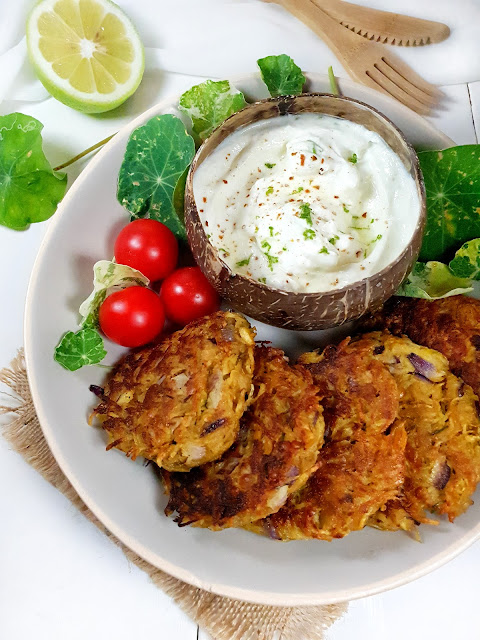 rostis patate douce sans gluten au four
