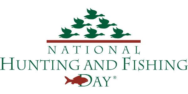National Hunting and Fishing Day Wishes Beautiful Image