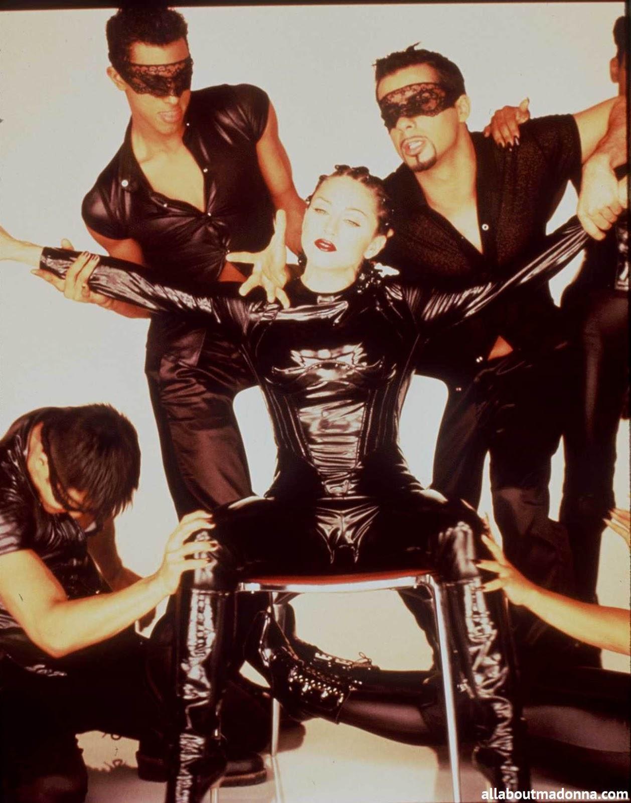 Madonna Human Nature Bjork