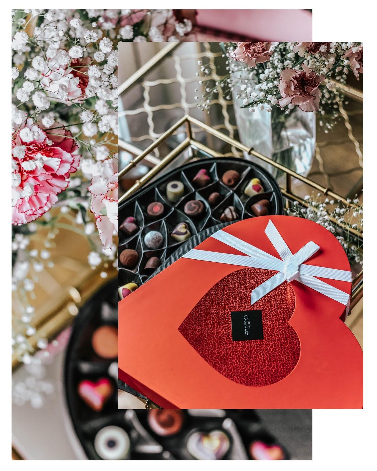 Hotel Chocolat Valentine's UK Blog Giveaway 2019
