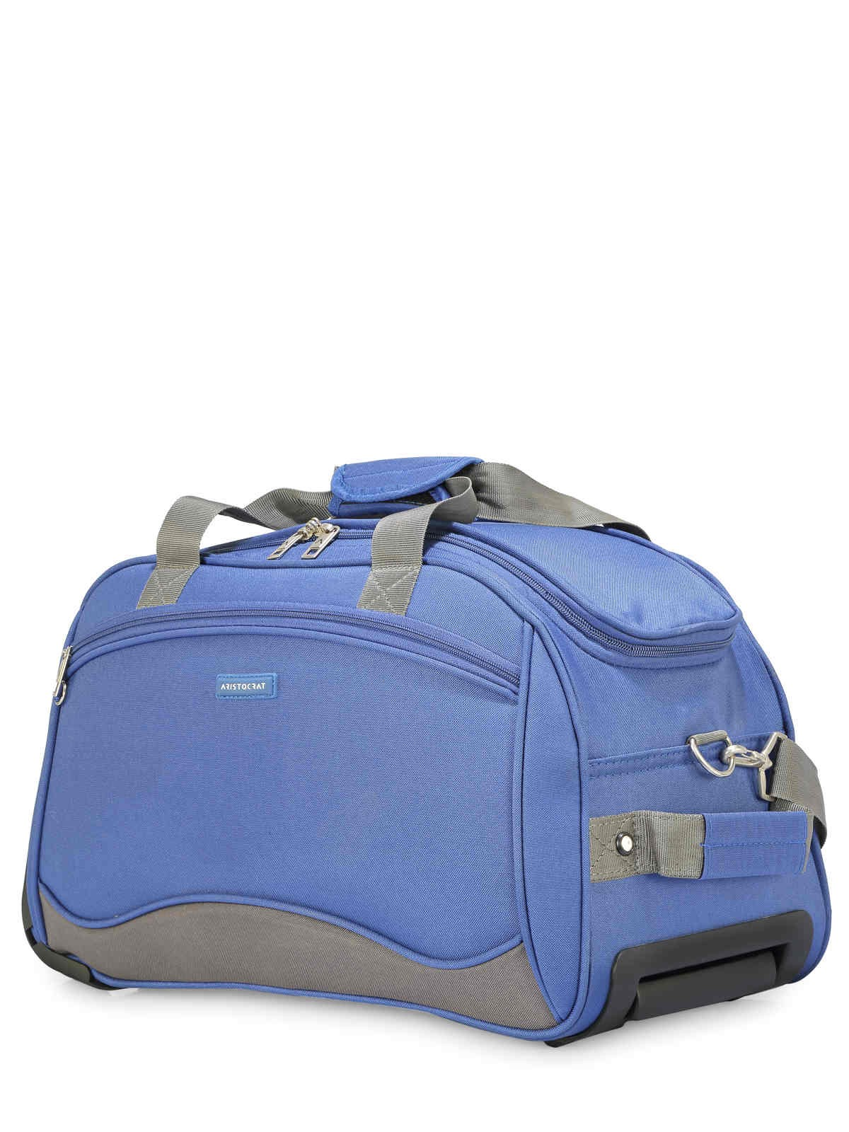 VOLT DUFFLE TROLLEY 55BLUE FROM ARISTOCRAT
