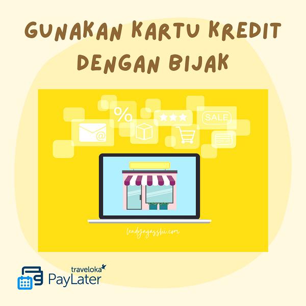 cara bijak menggunakan kredit online tanpa kartu kredit PayLater