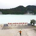 Pesona Wisata Kawah Talaga Bodas Garut Yang Spektakuler